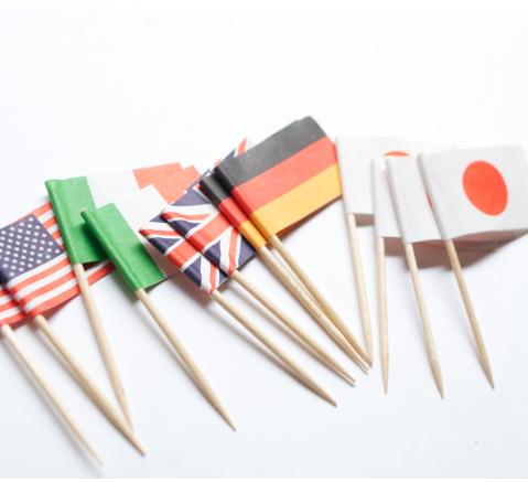 Customized Paper Printing Toothpick Flag Manufacturer